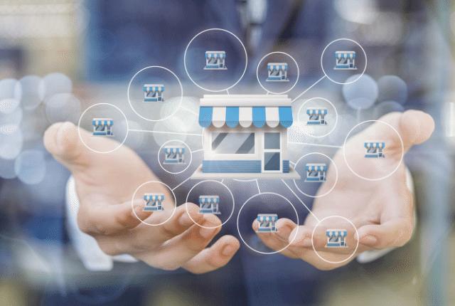 פיתוח לזכיינות, רשת עסקים זכיינים