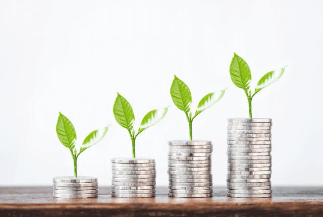 הגדלת הכנסות, גרף כסף ורווח