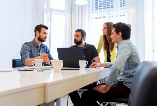 התנהלות עסקית, פגישת מנהלי חברה