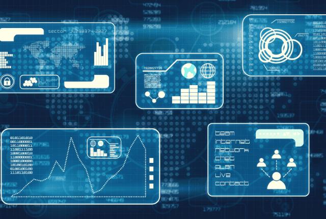 פירוט נתוני עסק, גרף דיגיטלי עסקי
