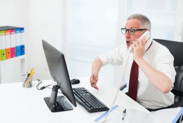 טיפול בלקוחות לא מרוצים
