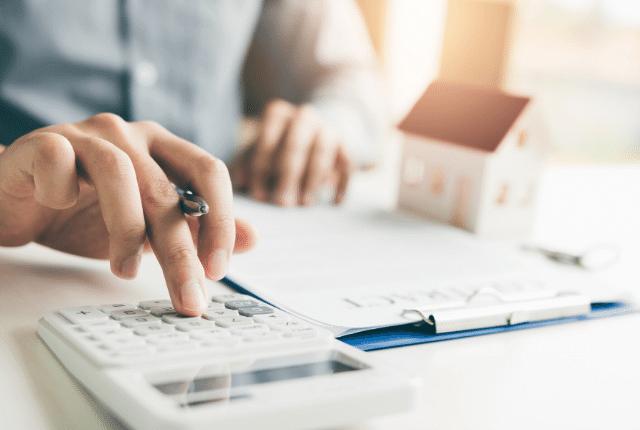 תוכנית עסקית הלוואות, חישוב נתונים, מחשבון
