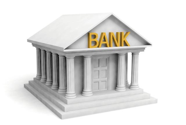 איור של בנק