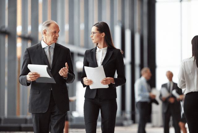 ייעוץ ארגוני למנהלים, פגישת עסקים