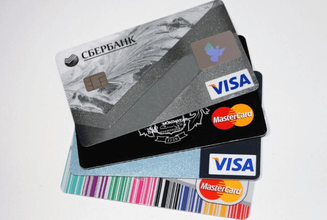 כרטיסי אשראי, ויזה, מאסטרקארד