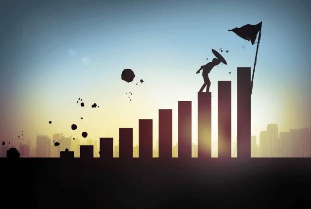 הצלחה, כבישת פסגות, השגת יעדים עסקיים