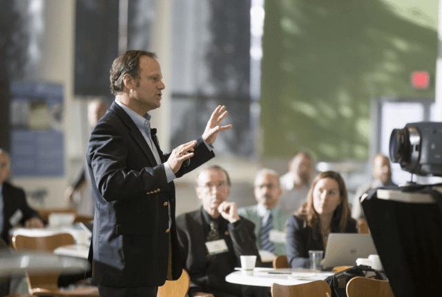 מנהיגות, מרצה, הרצאה, הסבר