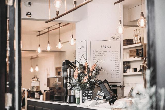 מסעדה, בית קפה, מזון מהיר