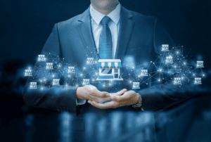 ליווי עסקי לזכיינות, ניהול דיגיטלי לרשתות