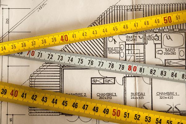 מדידות ומדדים, אדריכלות