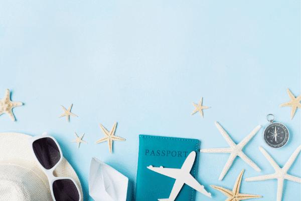 טיסות, נופש, חופשות