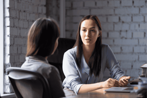 יועץ לעסק קטן, פגישת נשים עסקית