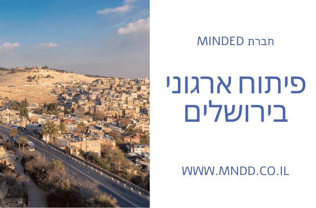 פיתוח ארגוני בירושלים | MINDED
