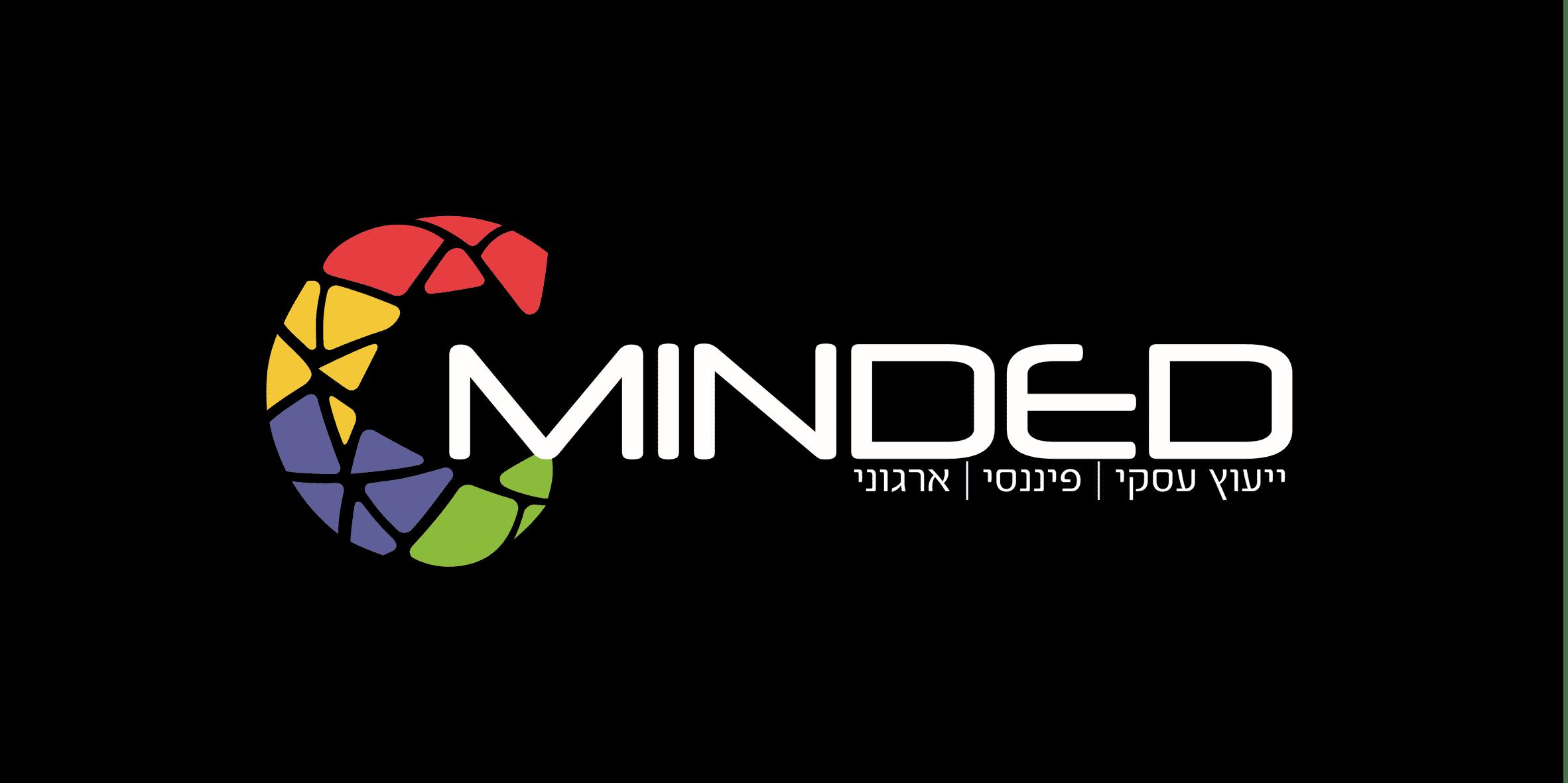 מינדד - ייעוץ עסקי | לוגו אתר