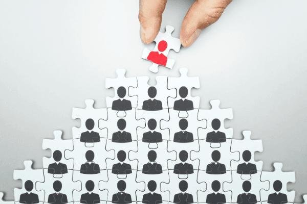 ייעוץ ארגוני לעסקים, סדר וארגון, היררכיה