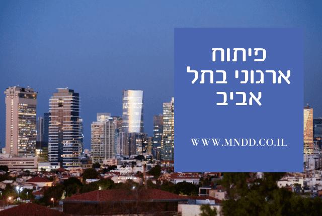 פיתוח ארגוני בתל אביב - MINDED
