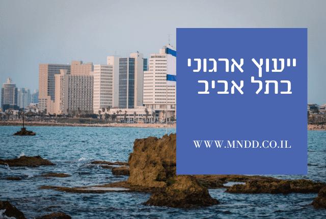 ייעוץ ארגוני בתל אביב